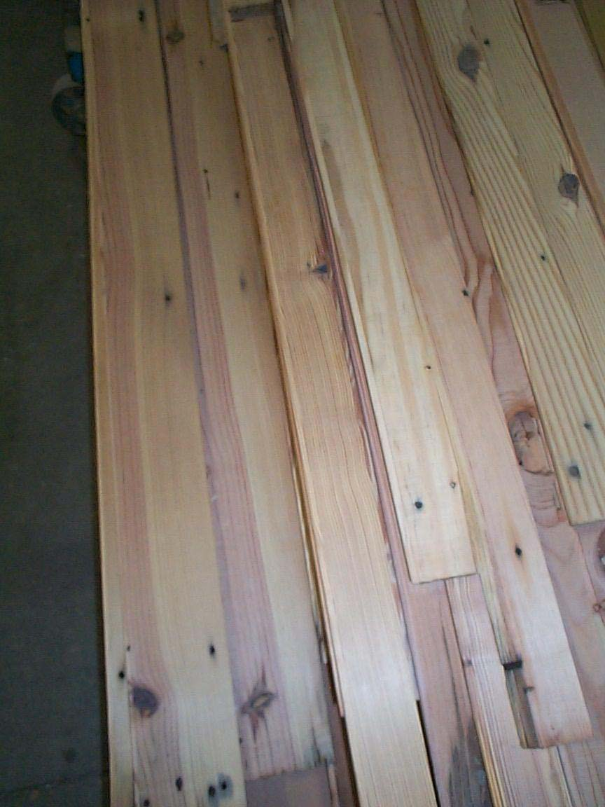 Pine flooring knotty pine flooring sale for Decking planks for sale